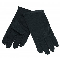 Black Childrens Gloves