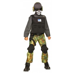 Boys Special Forces Soldier