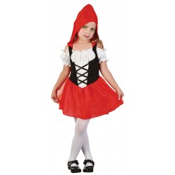 Toddler Little Red Riding Hood