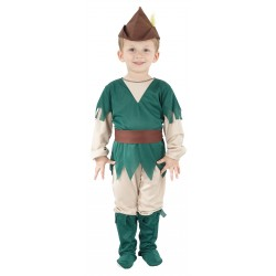 Toddler Robin Hood