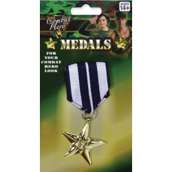 Military Medal (1 Piece)