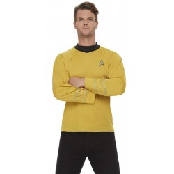 Star Trek Gold Shirt