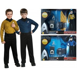 Boys Star Trek Costume Kit