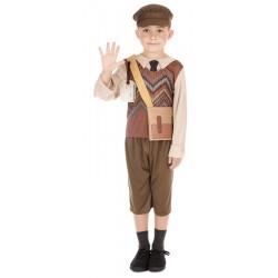 Evacuee Schoolboy