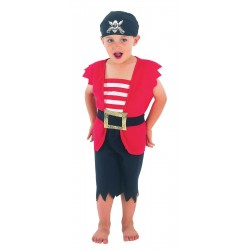 Toddler Pirate Boy