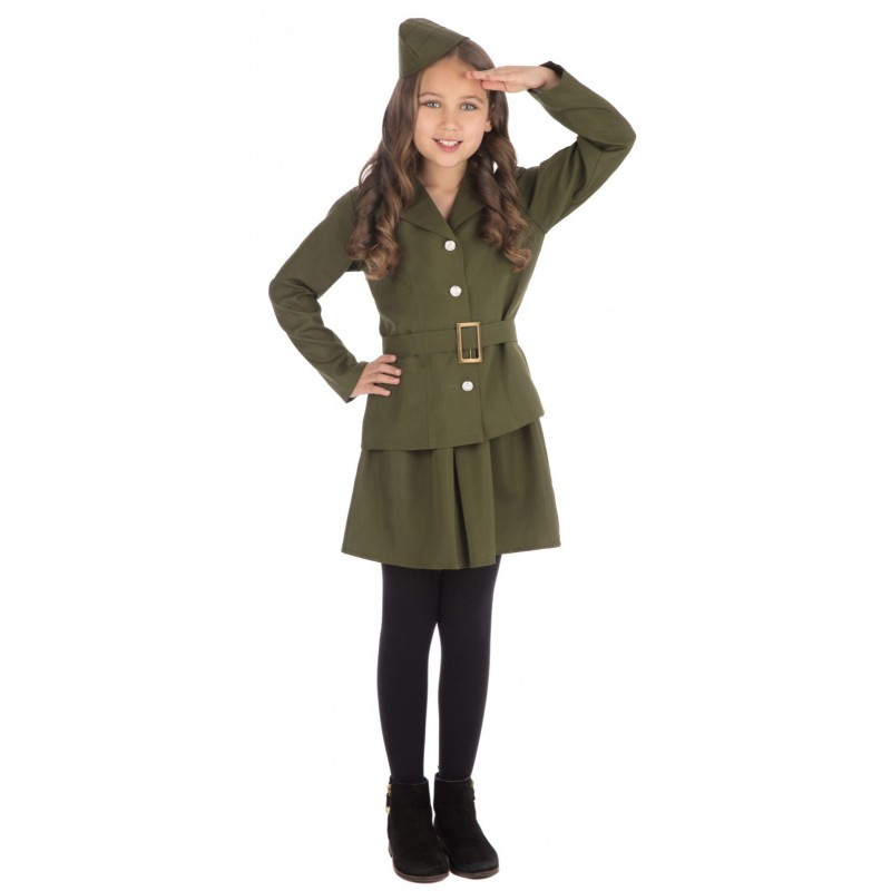 Army Officer Girl