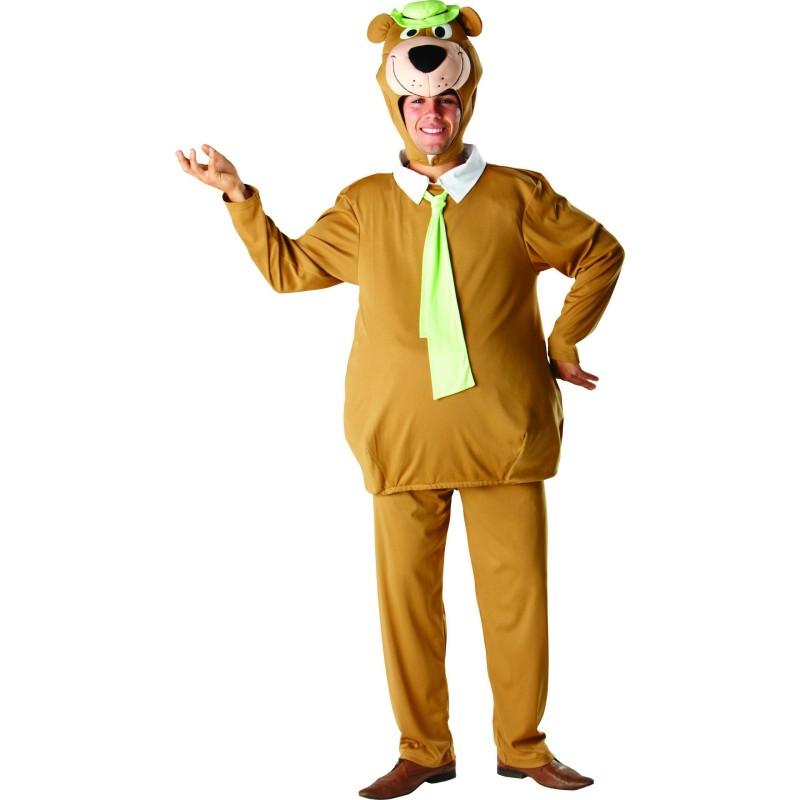 Mens Yogi Bear Costume