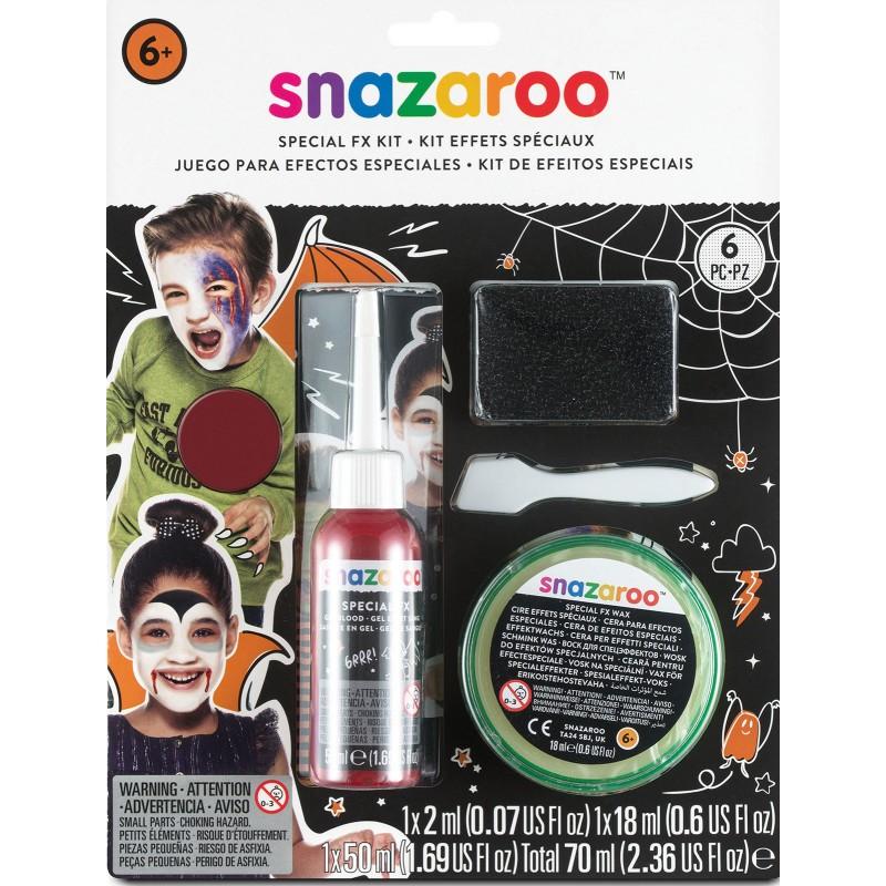 Snazaroo Halloween FX Kit