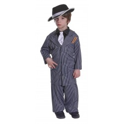 Boys Gangster Suit