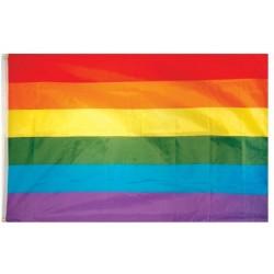 Rainbow 5x3 Flag