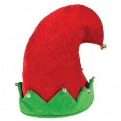 Elf Hat Red