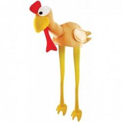 Turkey Hat with Head & Legs