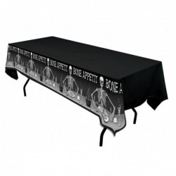 Bone Appetit Table Cover