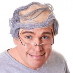Baldy Man Wig