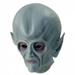 Alien Mask Grey