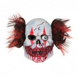 Maniac Clown Mask