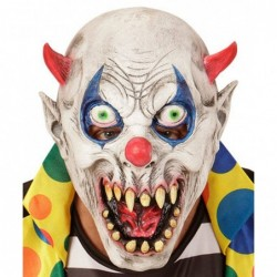Devil Clown Mask