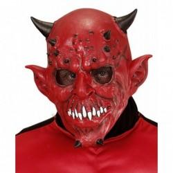 Devil Mask Red
