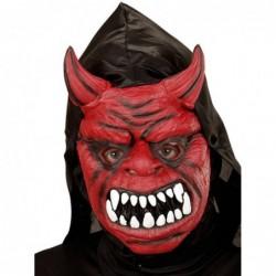 Hooded Devil Mask